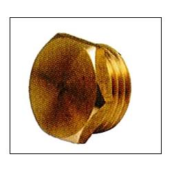 Bouchon laiton Male - Raccord chauffage