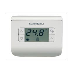 Thermostat d'ambiance éléctronique digitaux à piles