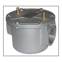 Filtre Gaz corps aluminium taraudé pression 6 bars