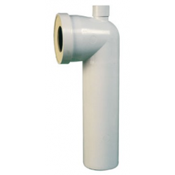 Pipe de WC rigide en ABS