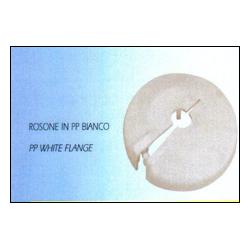 Rosace en PP Blanc