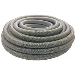Flexible chauffage EPDM tresse textile