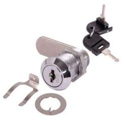 Barillet + clé BS10/11/110 pour coffret gaz